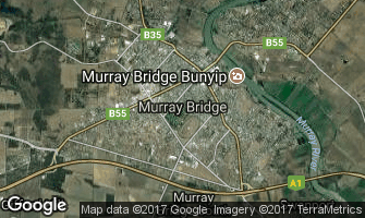 Map of Murray Bridge